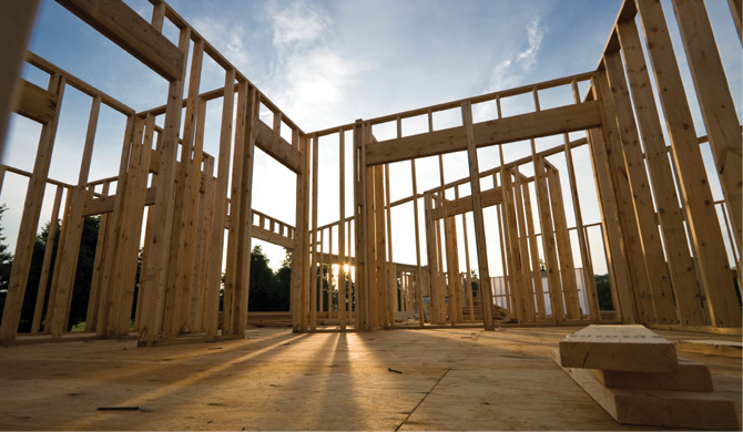 Building Your New Home in Northern California