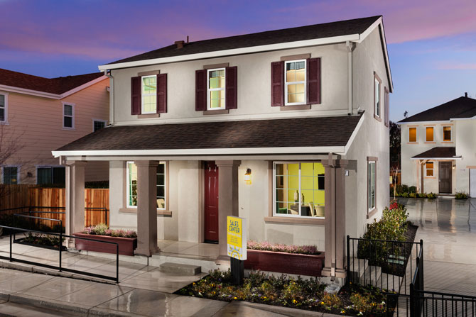 New homes in Suisun City CA - Summerwood by O'Brien Homes
