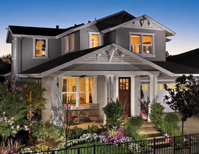 Northern California New Home Builder - O'Brien Homes